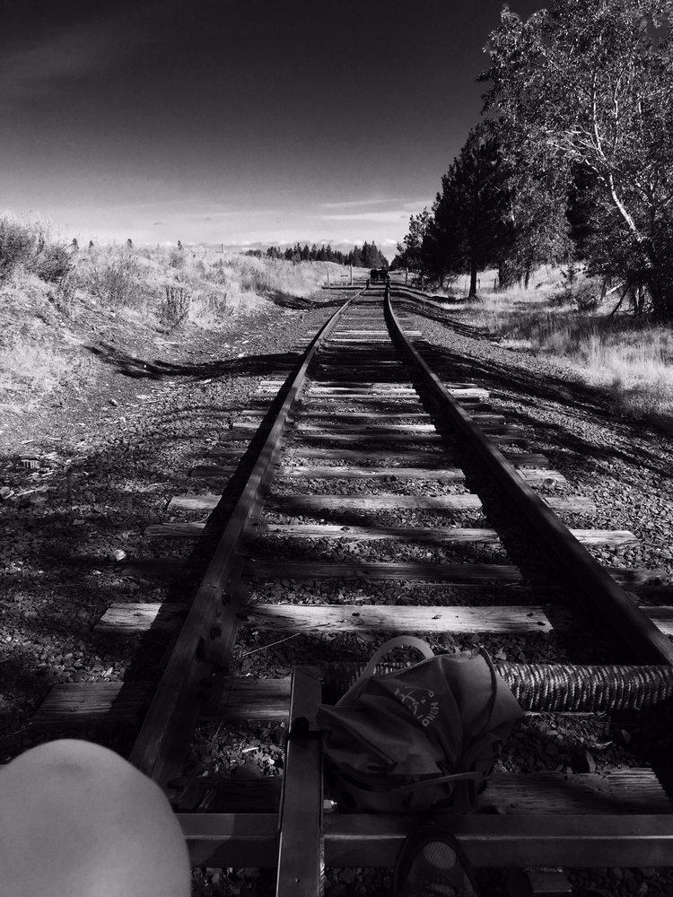 Joseph Branch Railriders: 501 W Alder St, Joseph, OR
