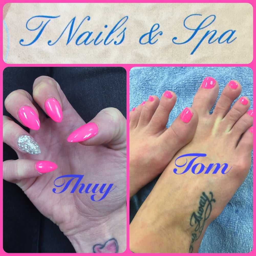Nails By Thuy & Pedi By Tom