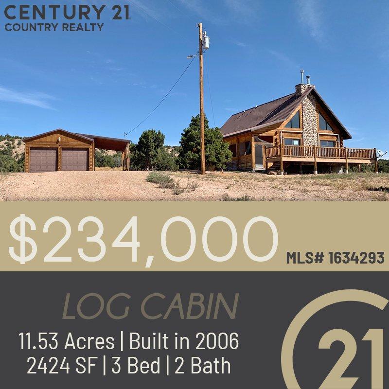 Century 21 Country Realty: 865 E 200 N, Roosevelt, UT