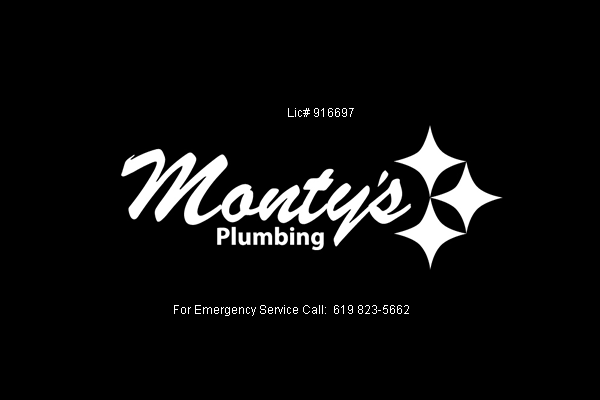 Monty's Plumbing