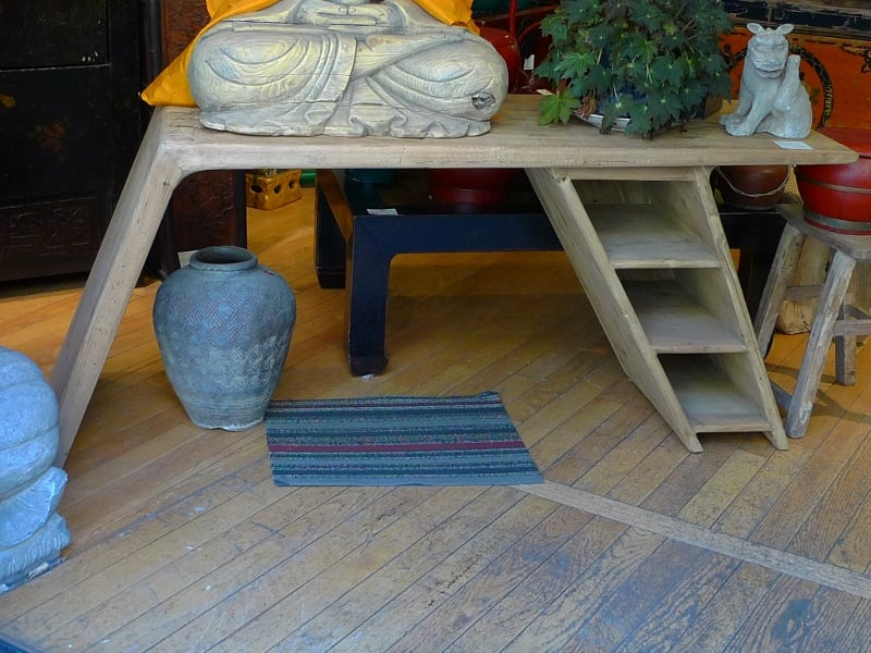 Photo Of Distant Lands Seattle Wa United States Desk Made From Reclaimed