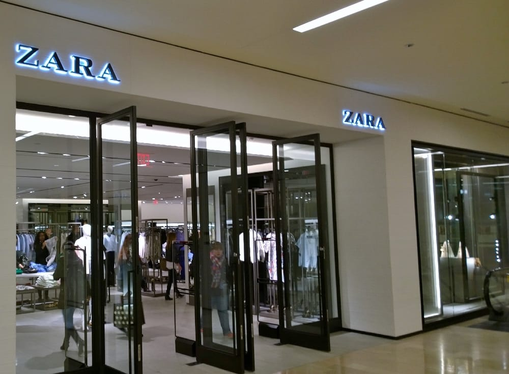 zara 17 photos 86 reviews department stores 400 pine st downtown seattle wa united. Black Bedroom Furniture Sets. Home Design Ideas