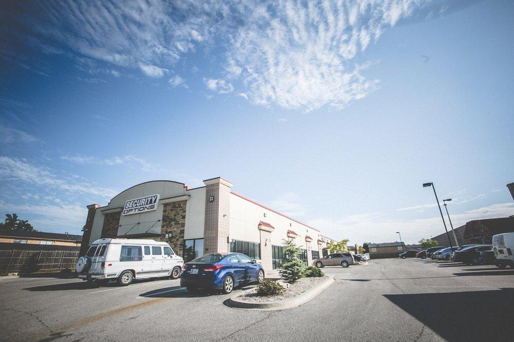 Security Options: 804 W Interstate 240 Service Rd, Oklahoma City, OK