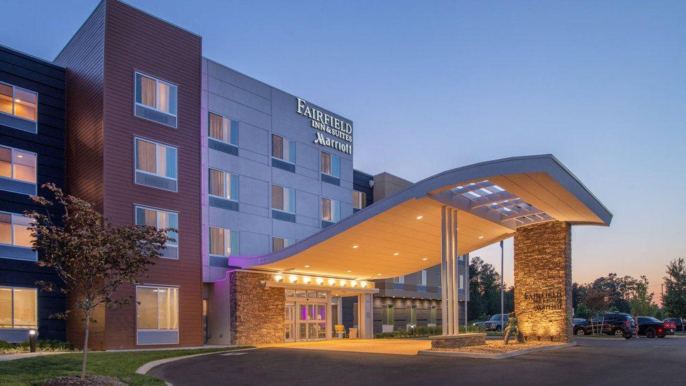 Fairfield Inn & Suites by Marriott Richmond Ashland: 11625 Lakeridge Parkway, Ashland, VA