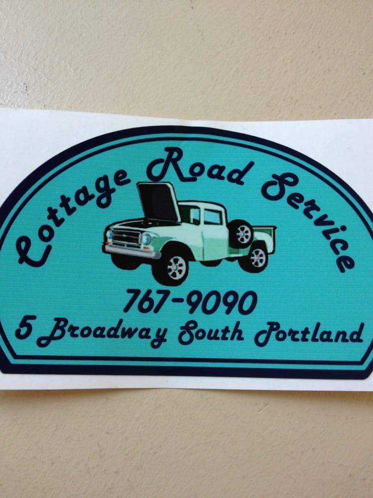 Cottage Road Service Center: 5 Broadway, South Portland, ME