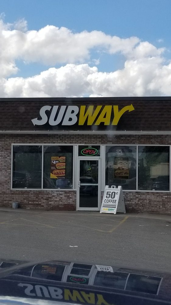 Subway Restaurants: 162 S Main, Albion, NY