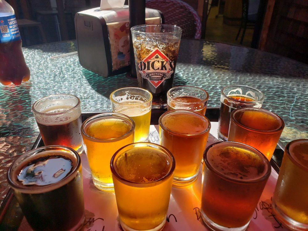 Dick's Brewing Company: 3516 Galvin Rd, Centralia, WA