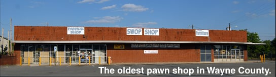 Swop Shop: 510 S George St, Goldsboro, NC