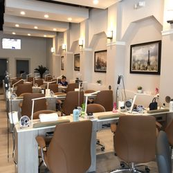 Photo Of The Nail Lounge Spa College Parkway Fort Myers Fl United