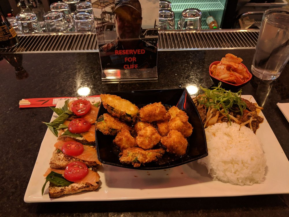 Sakari Sushi Lounge: 2605 Ingersoll Ave, Des Moines, IA