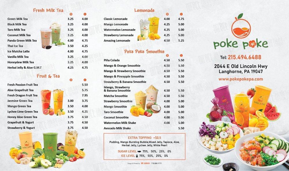 Poke Poke: 2044 E Old Lincoln Hwy, Langhorne, PA
