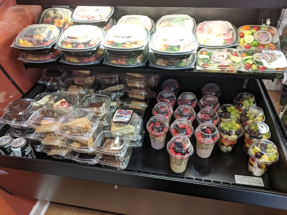 The Downtown Deli: 105 Hay St, Fayetteville, NC