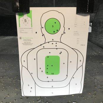 Van nuys shooting range