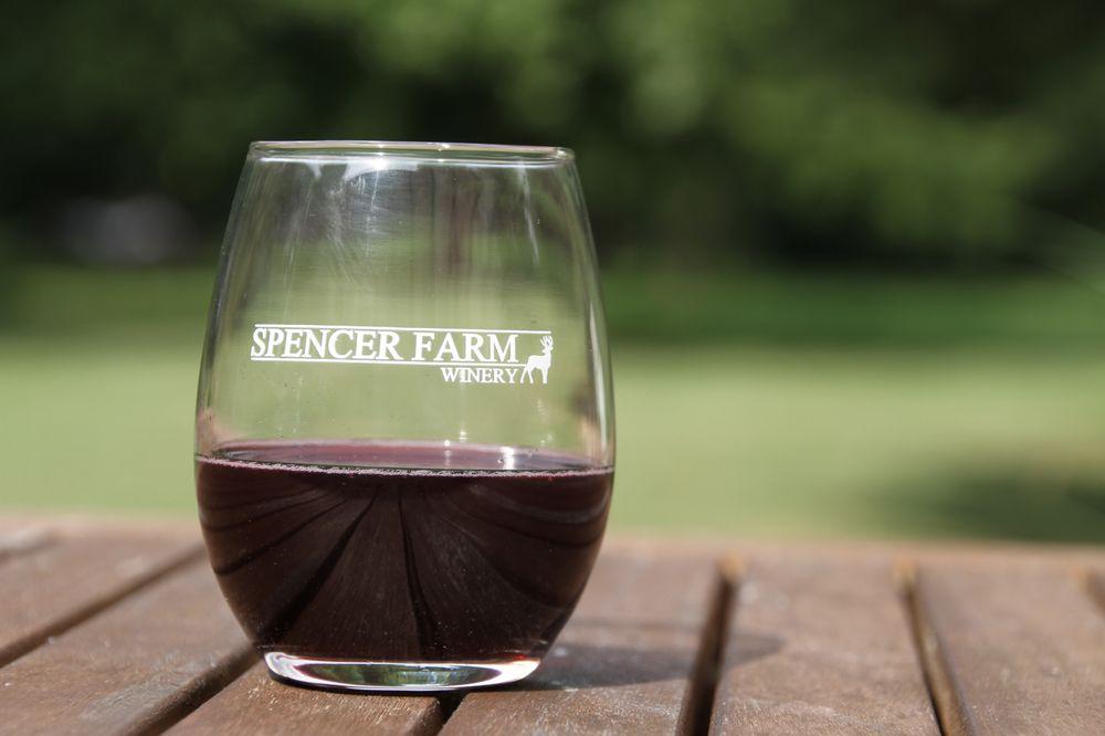 Spencer Farm Winery: 7015 E 161st St, Noblesville, IN