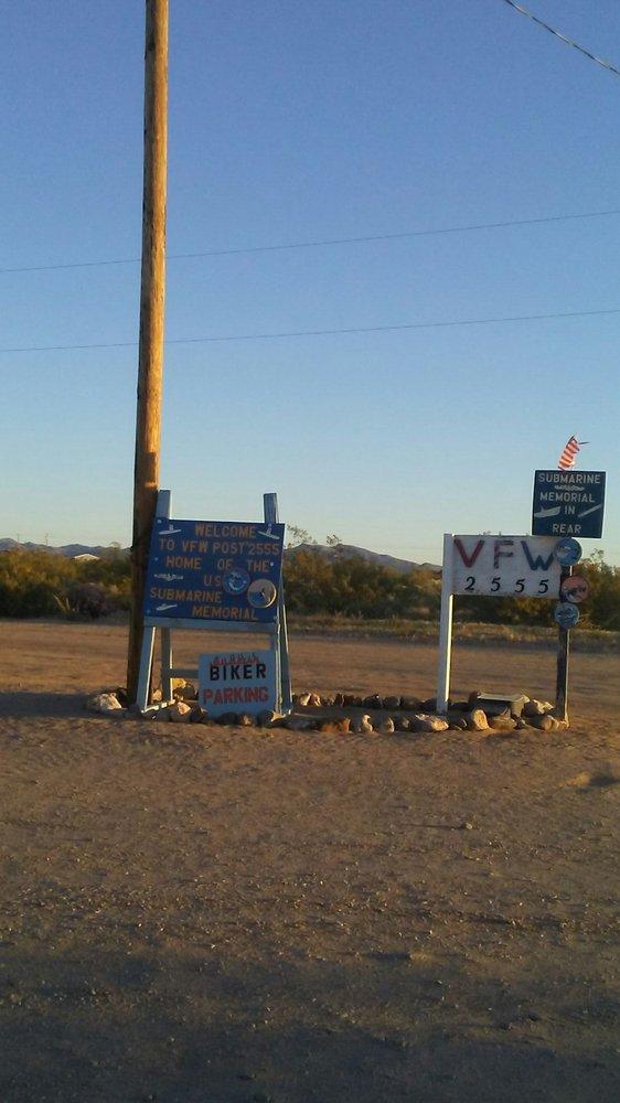 VFW Post 2555: 6068 W Supai Dr, Golden Valley, AZ