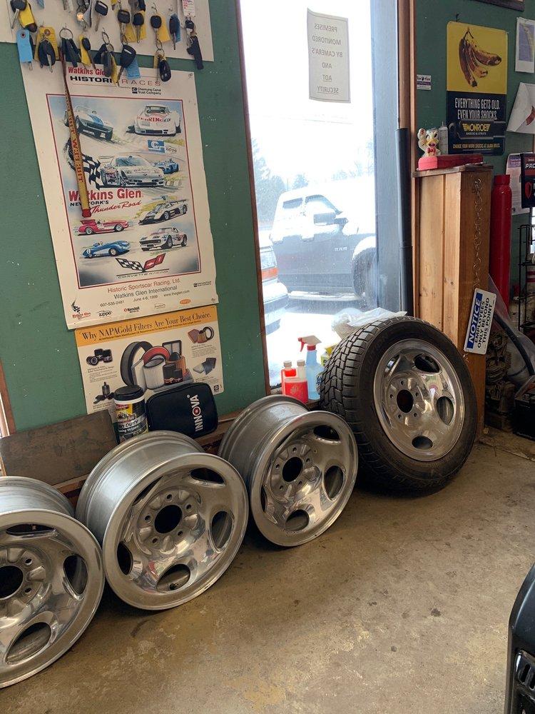 Scottie's Auto Repair: 2171 Dryden Rd, Freeville, NY
