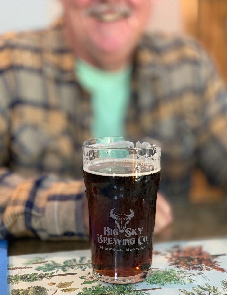 Big Sky Brewing Company: 5417 Trumpeter Way, Missoula, MT