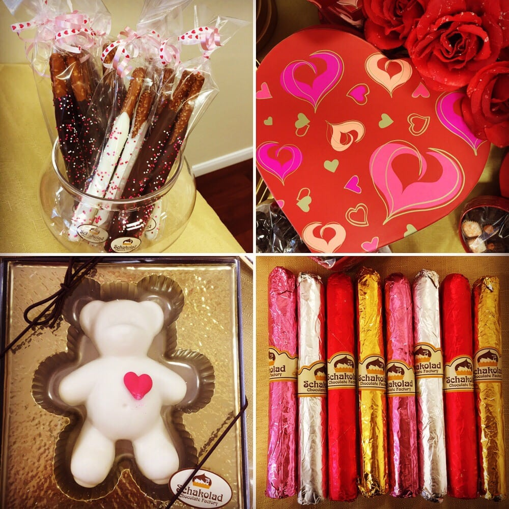 Some of our Valentine's goodies. - Yelp