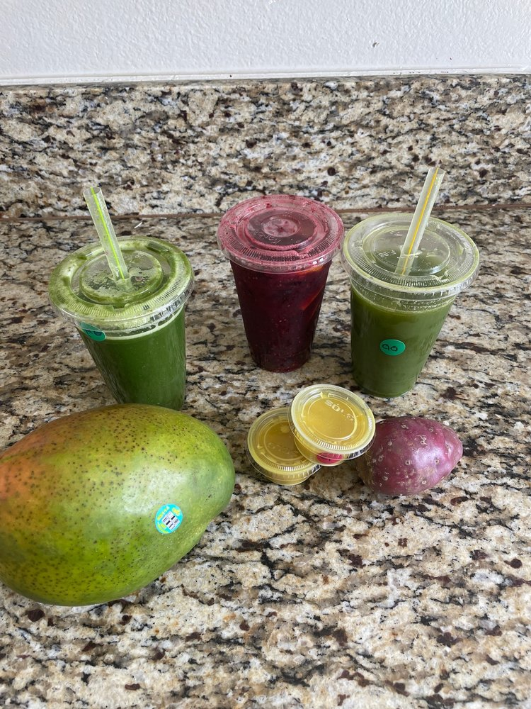 Juice 4 You: 5121 N Irwindale Ave, Irwindale, CA