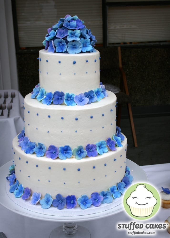 Vegan Wedding Cake Seattle