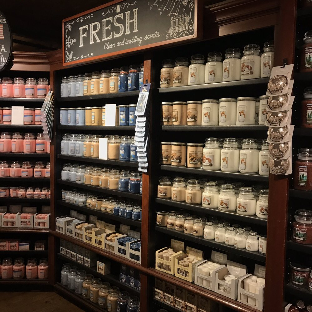 Yankee Candle Village - 110 Photos & 35 Reviews - Candle ...