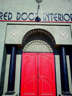 Red Door Interiors 2300 Eye St Bakersfield Ca Interior Decorators