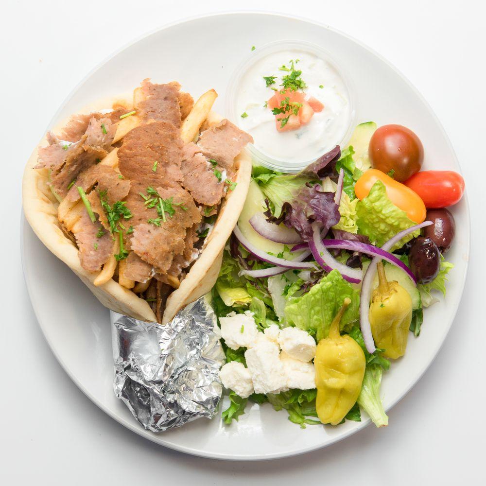 Pita Mediterranean Street Food: 630 Crane Creek Dr, Augusta, GA