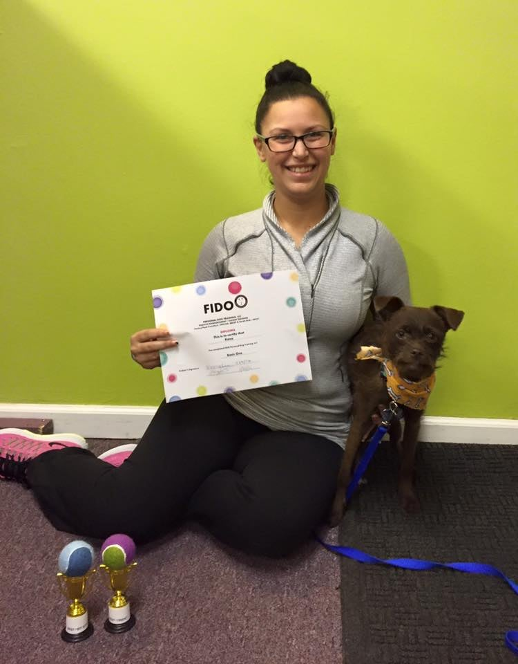 Fido Personal Dog Training: 23440 Woodward Ave, Ferndale, MI
