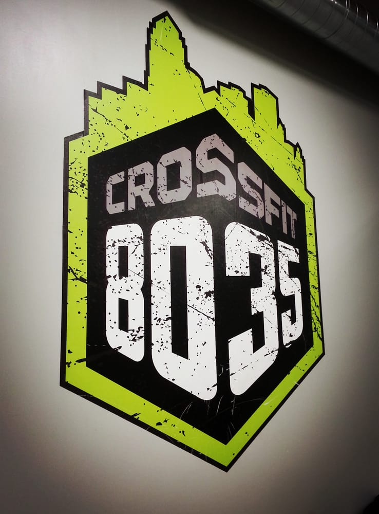 CrossFit 8035, at The Garage