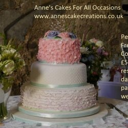 Photo Of Annes Cakes For All Occasions