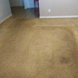 Photo Of Carpet Man Flooring Jacksonville Fl United States Before