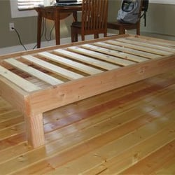 photo of evergreen custom beds seattle wa united states standard platform with - Bed Frames Seattle