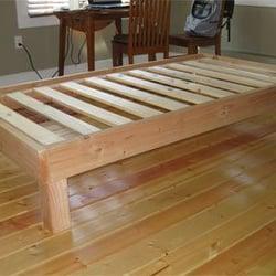 Photo Of Evergreen Custom Beds   Seattle, WA, United States. Standard  Platform With