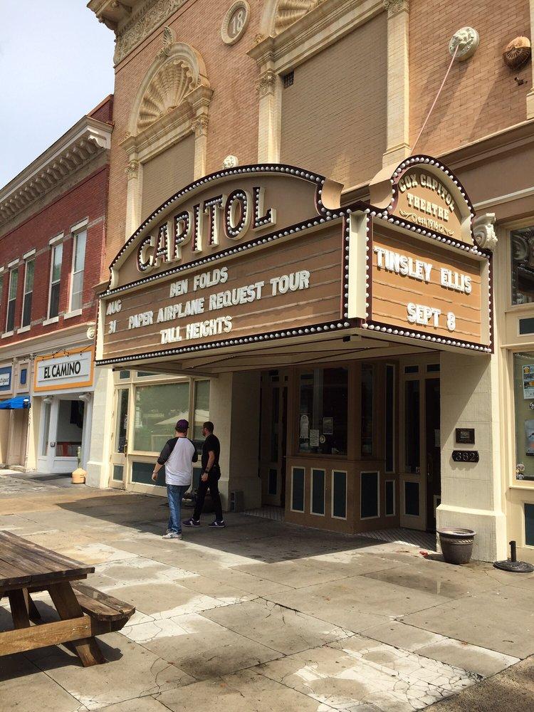 Hargray Capitol Theatre: 382 2nd St, Macon, GA