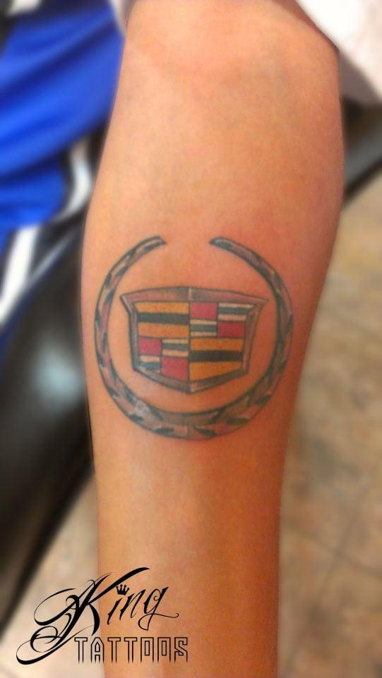 Cadillac tattoos sacramento ca yelp for Sacramento tattoo and piercing