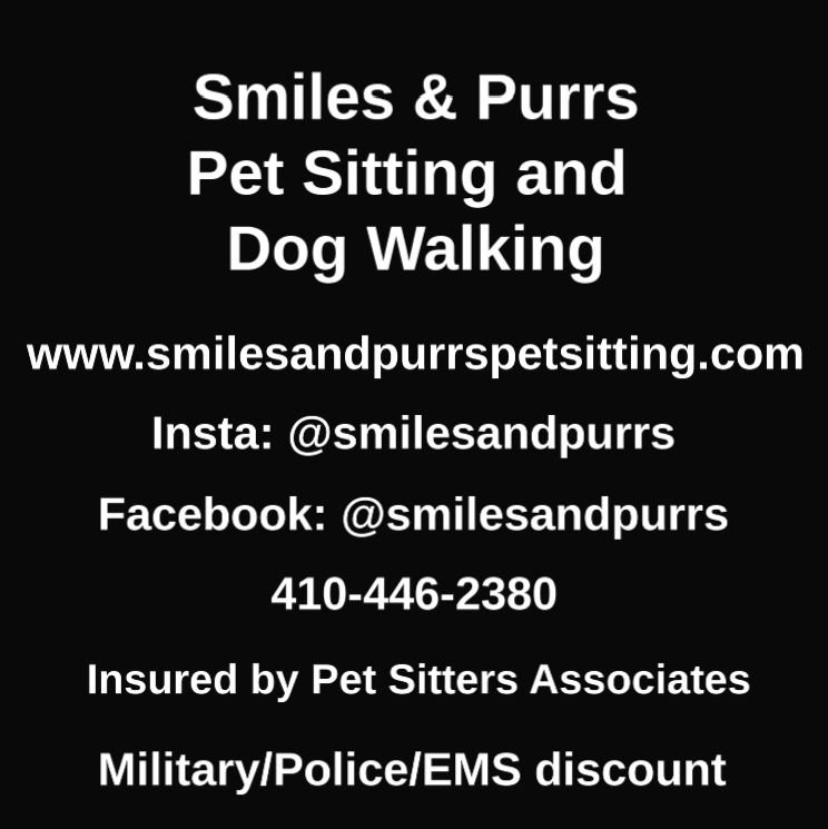Smiles & Purrs Pet Sitting and Dog Walking: Hampstead, MD