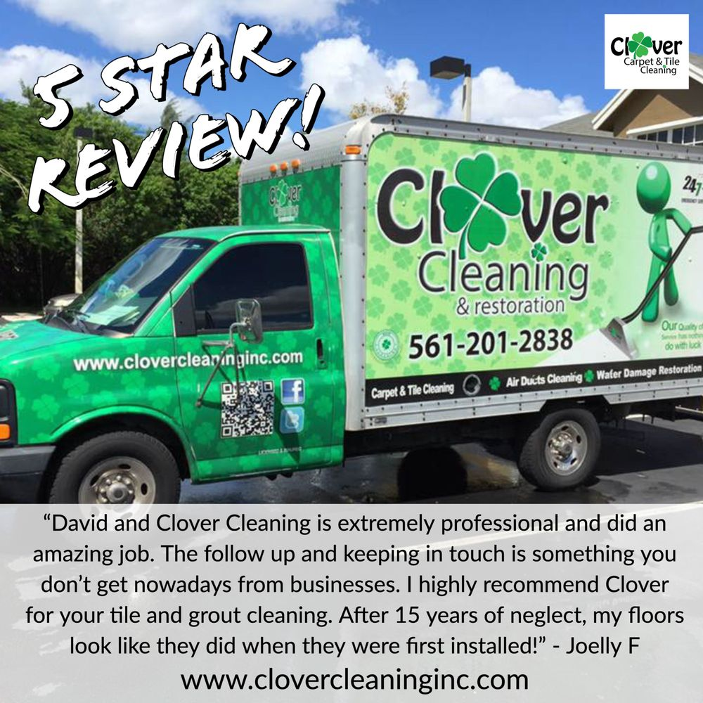 Clover Cleaning & Tile Cleaning