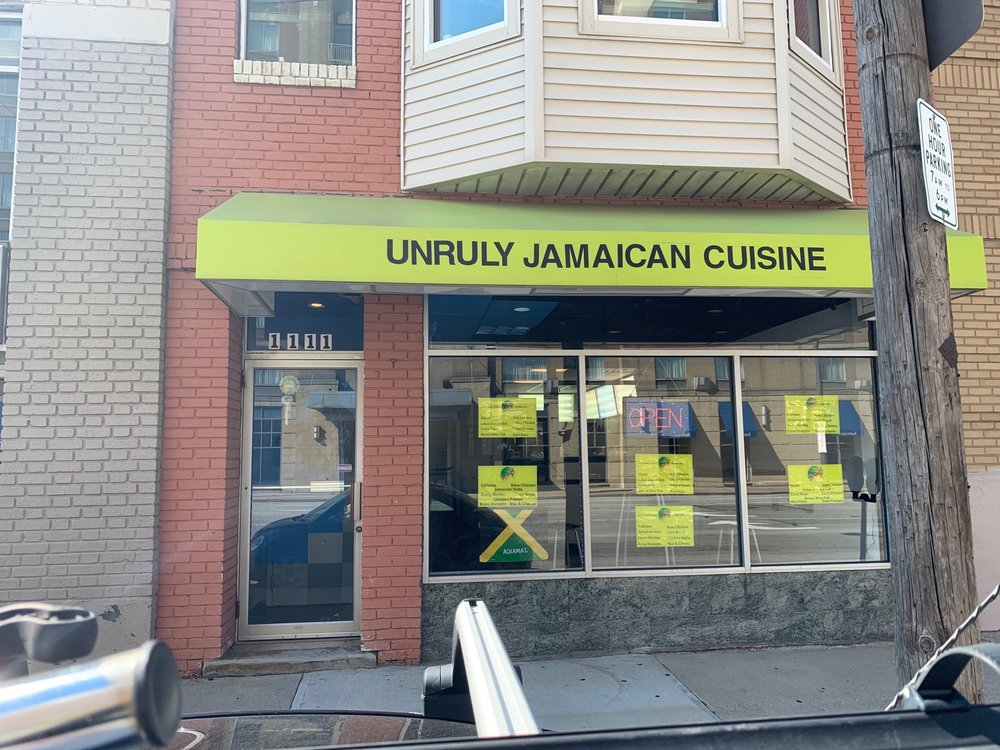 Unruly Jamaican Cuisine: 1111 Carnegie Ave, Cleveland, OH