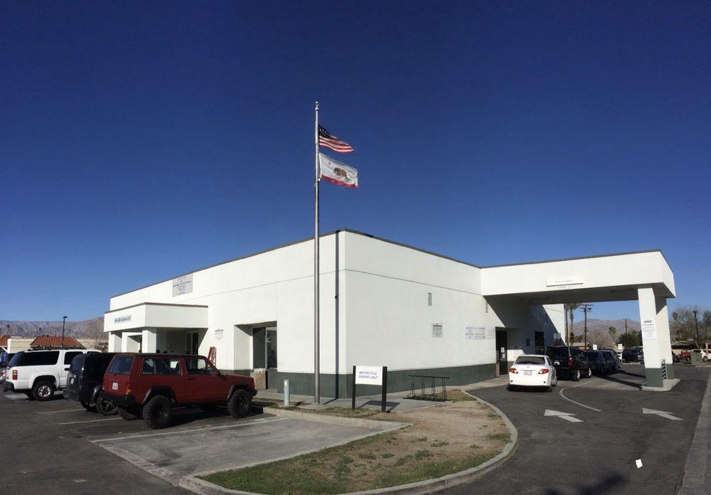 Department of Motor Vehicles: 44480 Jackson St, Indio, CA