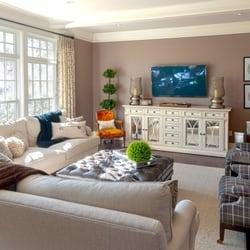 Photo Of White House Living   Wayne, NJ, United States. Complete Living Room