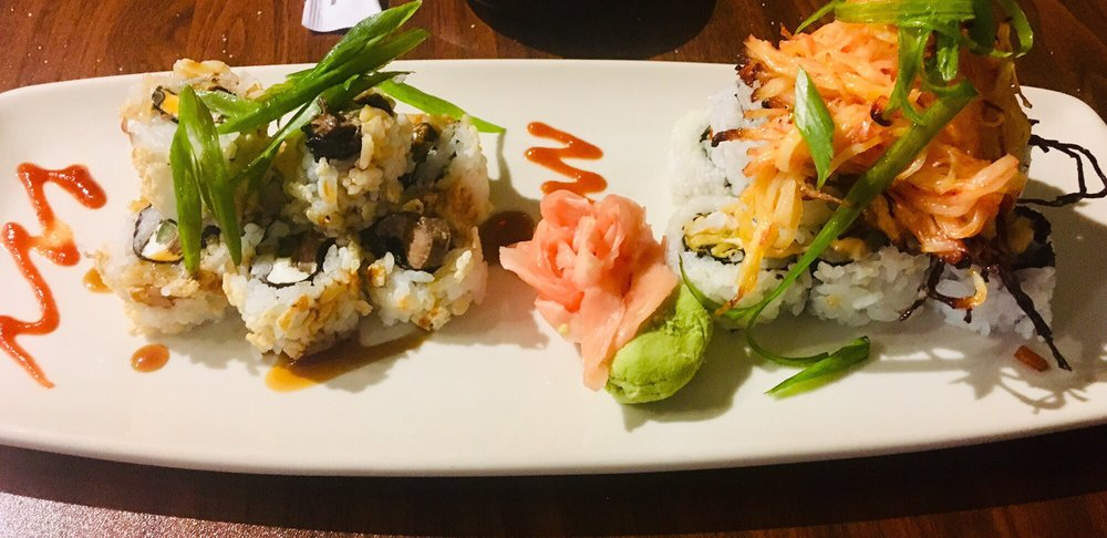 RollOut Sushi & Such: 35 S 9th St, DeFuniak Springs, FL