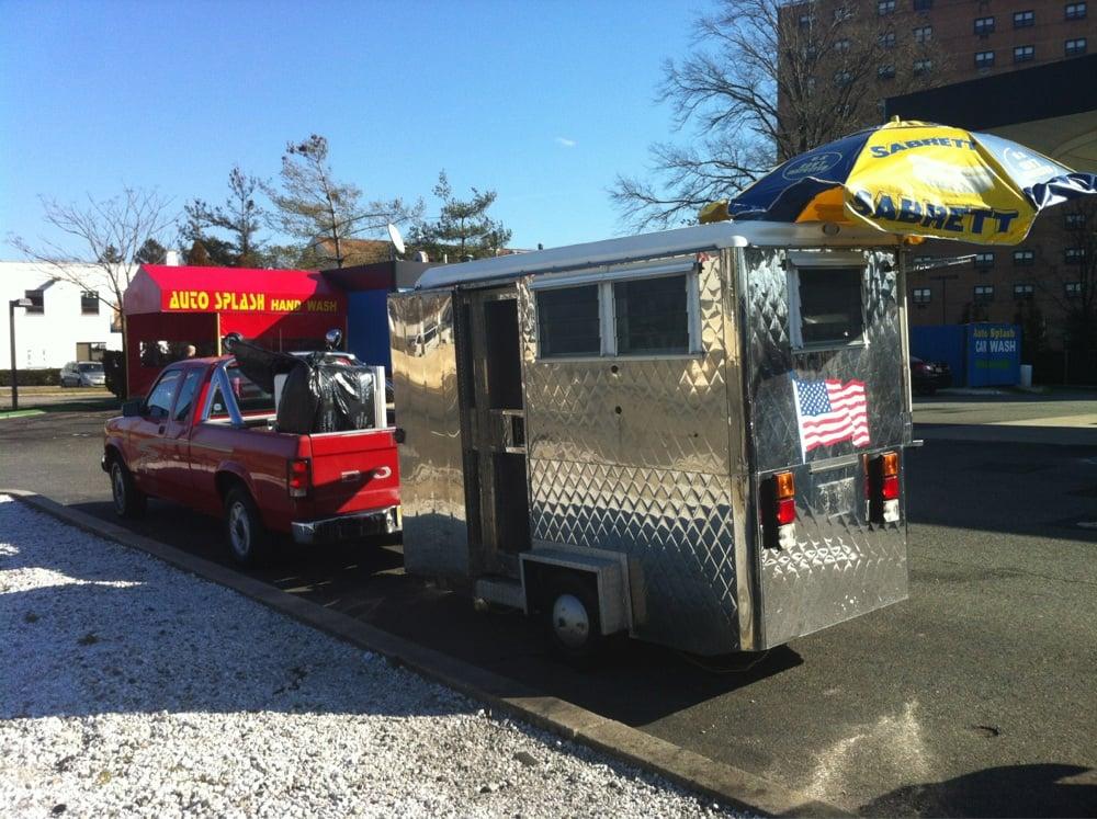 Sabrett Hot Dog Cart Nj