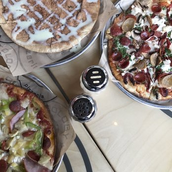 Pieology Long Beach