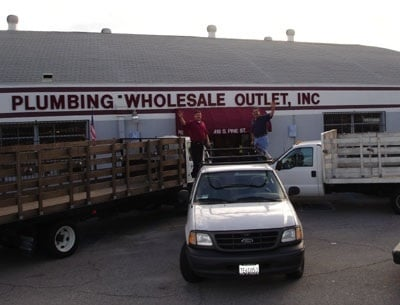 Plumbing Wholesale Outlet: 17 N 1st, Alhambra, CA