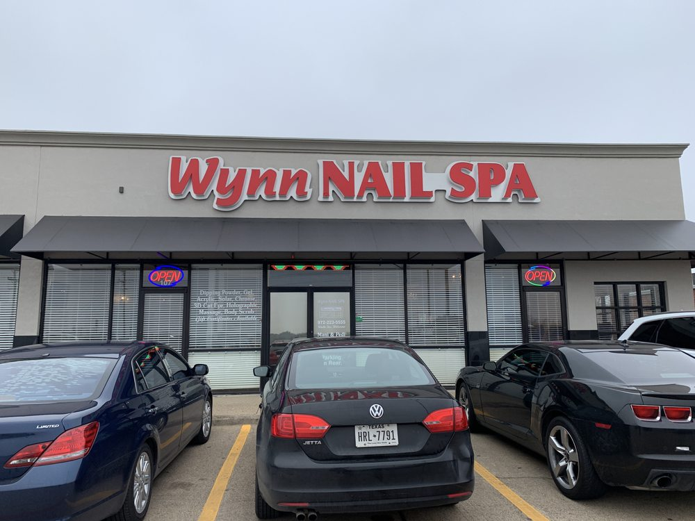 Wynn Nail Spa: 107 W Ovilla Rd, Glenn Heights, TX