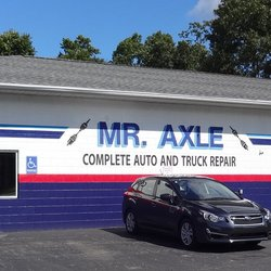 mr axle complete auto and truck repair riparazioni auto 6336 e apple ave muskegon mi. Black Bedroom Furniture Sets. Home Design Ideas
