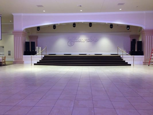 Eduardo S Reception Hall 7533 W Thomas Rd Phoenix Az Wedding