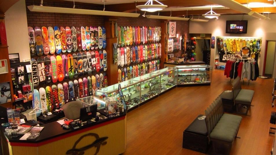 Precision Skateboards: 2005 Y St, Lincoln, NE