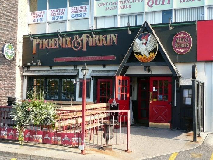 Phoenix & Firkin