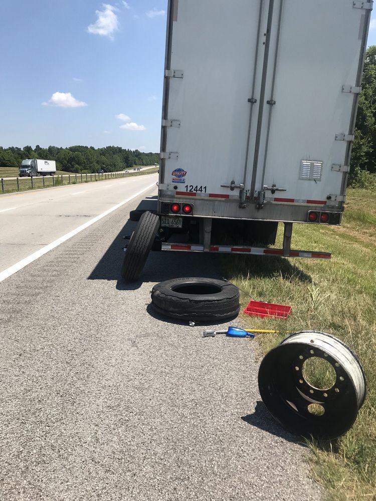 Heartline Truck, Trailer and Tire Repair: 175 Clay St, Cadiz, KY